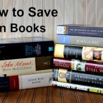 15 Ways to Save on Books