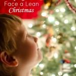 Helping Kids Face a Lean Christmas