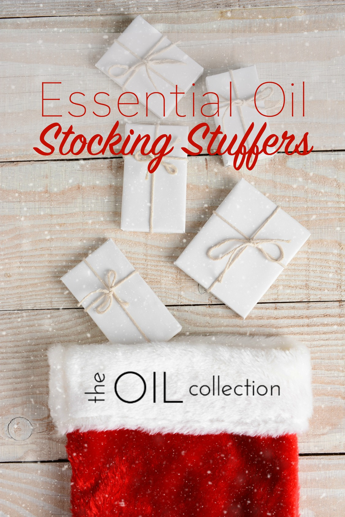 A list of our ten favorite essential oil stocking stuffers under $20. They are easy on the budget and the essential oil user in your life will love them!