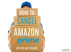 how to cancel your amazon prime membership the happy housewife frugal living. Black Bedroom Furniture Sets. Home Design Ideas