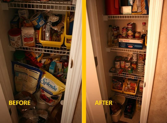 Organizing A Pantry Stockpile The Happy Housewife