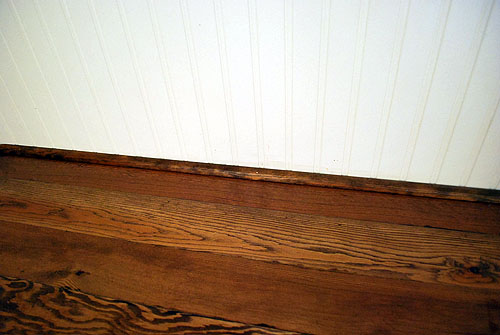 Make your own wood countertops the happy housewife for Cost to paint baseboard