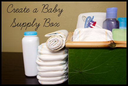 Baby Supply Box
