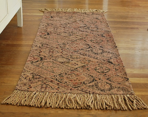 Homemade Rug