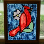 DIY Stain Glass