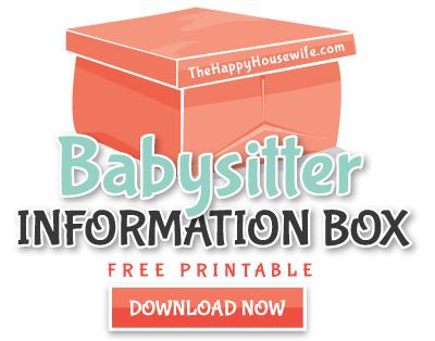 free babysitter