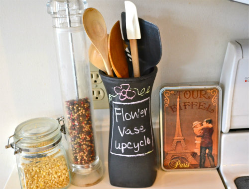 10 Ways to Use a Vase - The Happy Housewife™ :: Home Management