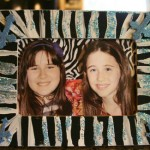 Party Favor Picture Frame for Tweens