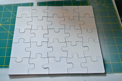 how to make a puzzle card the happy housewife home management