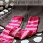 Baby Leg Warmers: Homemade Christmas Gifts
