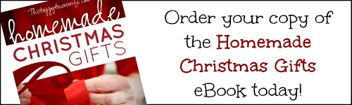 Banner Homemade Christmas Ebook