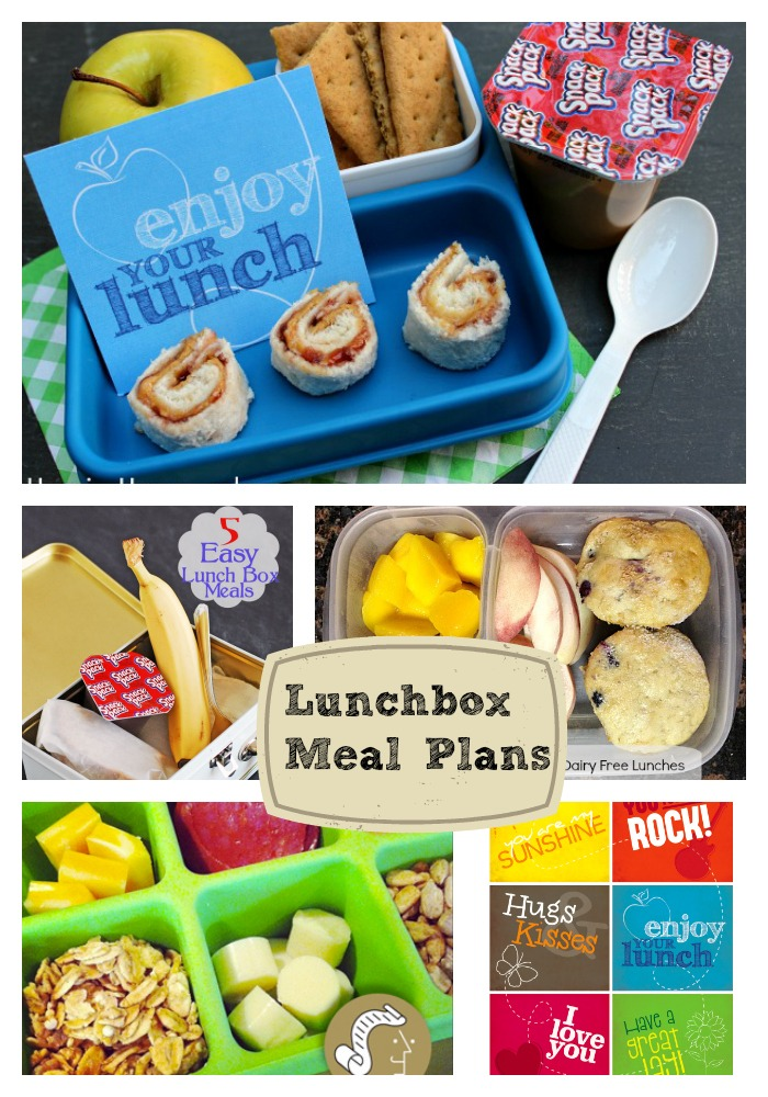 back to school lunch ideas the happy housewife home management