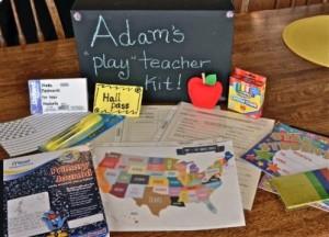 Brenda Whitlock Home Schooling