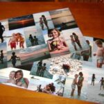 Photo Place Mats - Homemade Christmas Gifts from The Happy Housewife