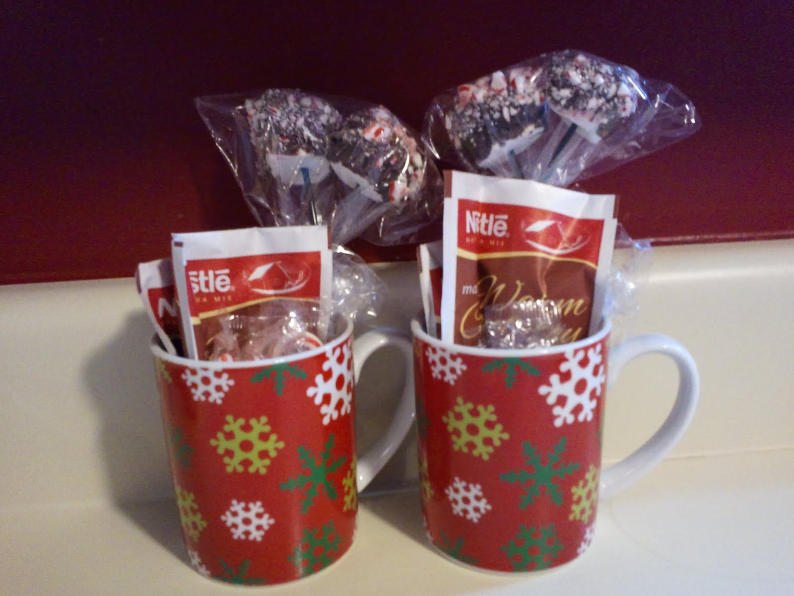 Peppermint Hot Chocolate Stirrers: Homemade Christmas Gifts - The ...