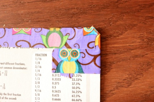 DIY Duct Tape Composition Notebook