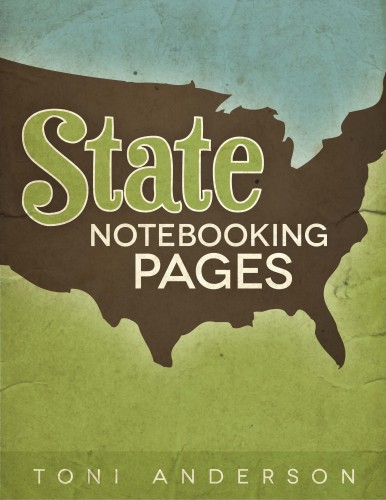 State Notebooking Pages