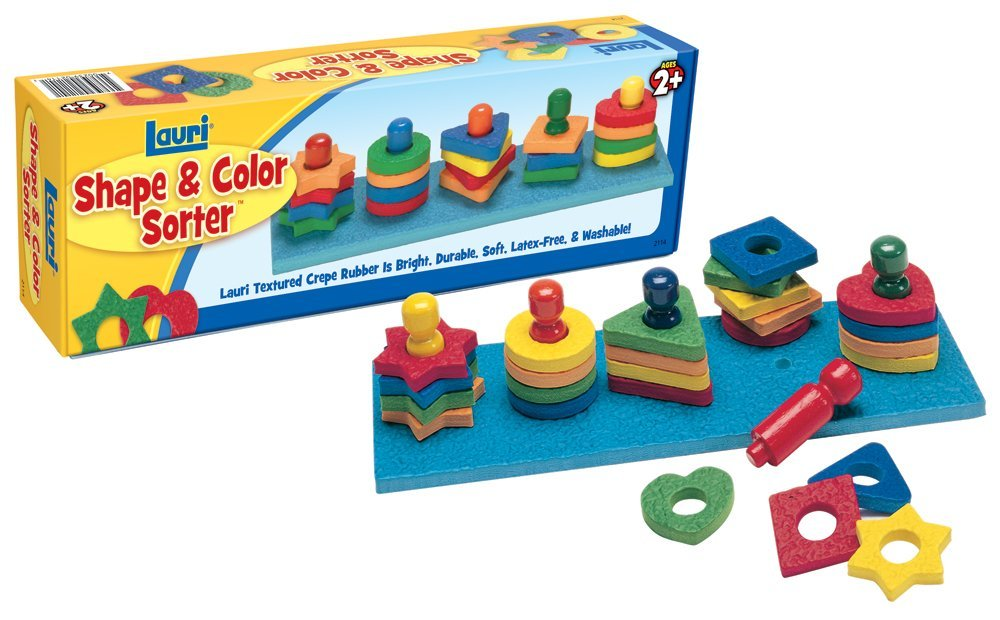 Shape and Color Sorter Set