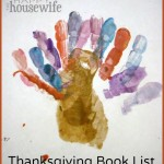 thanksgiving book list