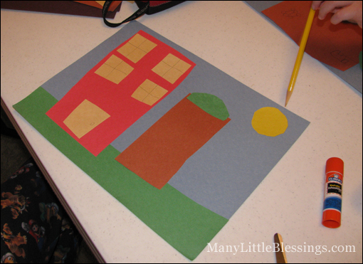 Preschool Activities Colors And Shapes