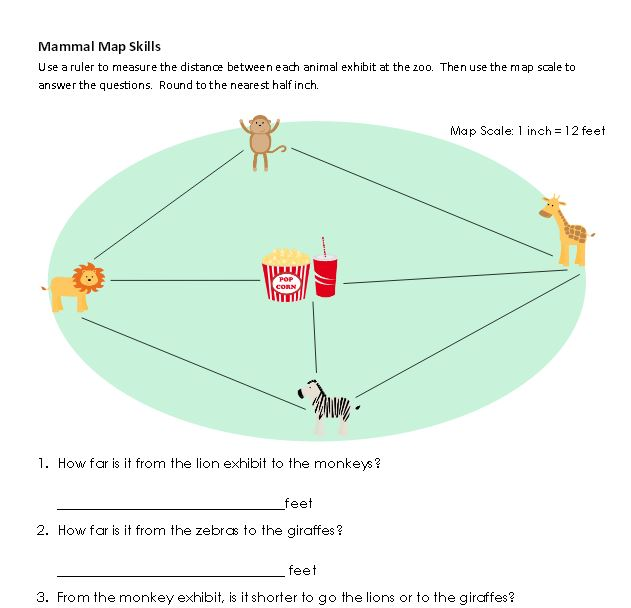 Math Worksheets Mammals Free Printables The Happy Housewife – Mammal Worksheets
