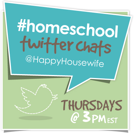 homeschool twitter chat