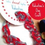 Rubber Band Bracelets: Valentine's Day Craft
