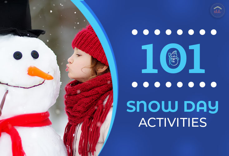 Snow Day Activities for Kids