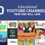 educational youtube channels for your kids
