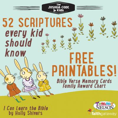 Good Scriptures For Kids To Memorize