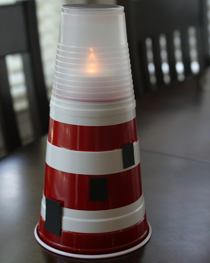 solo cup lighthouse