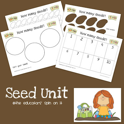 Seed Unit from The Educators' Spin On It