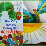 very hungry caterpillar activities