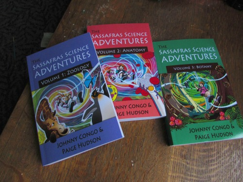Science Summer Reading List for Middle School (Sassafras Science Adventures) at The Happy Housewife