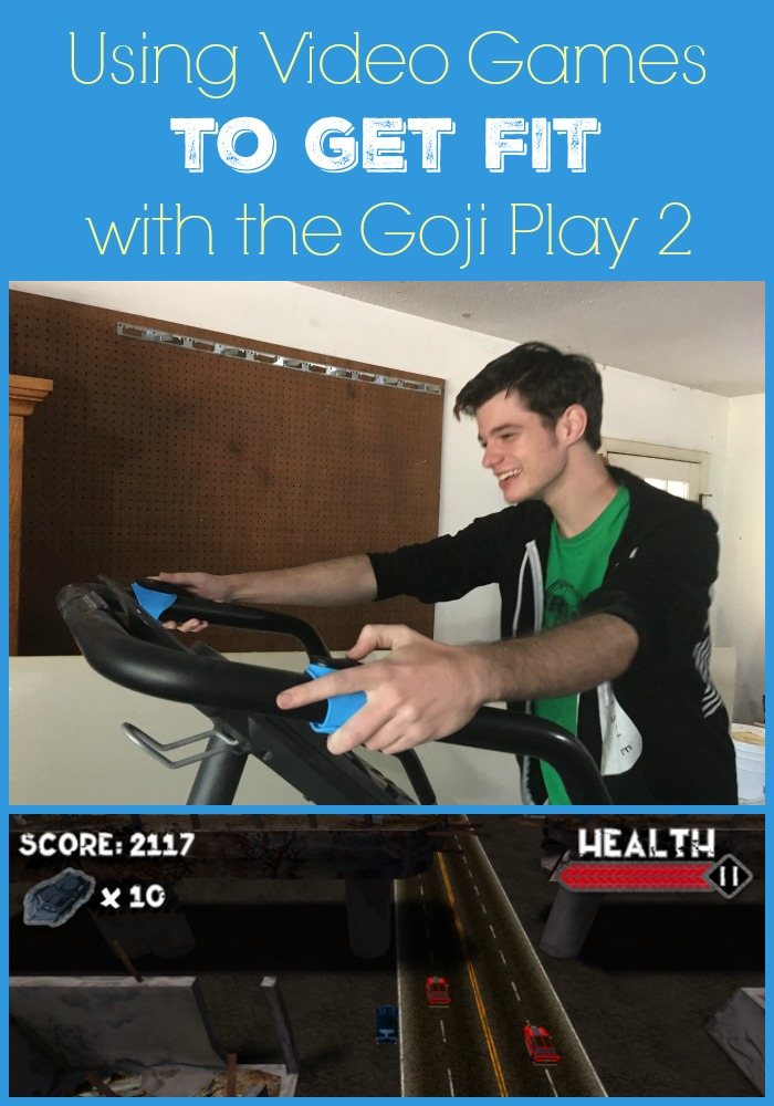 Are your kids couch potatoes who would rather play video games all day long than exercise? Check out the new Goji Play 2, which combines gaming with exercise. It's a great way to get motivated to exercise.