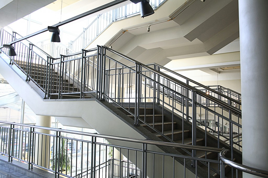 Making small changes like taking the stairs instead of the elevator can help put you on the road to better health.